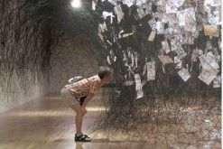 KØS is offering one of its largest exhibitions ever (Photo: Chiharu Shiota)