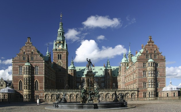 Restored Audience Chamber At Frederiksborg Castle Reopens The Post