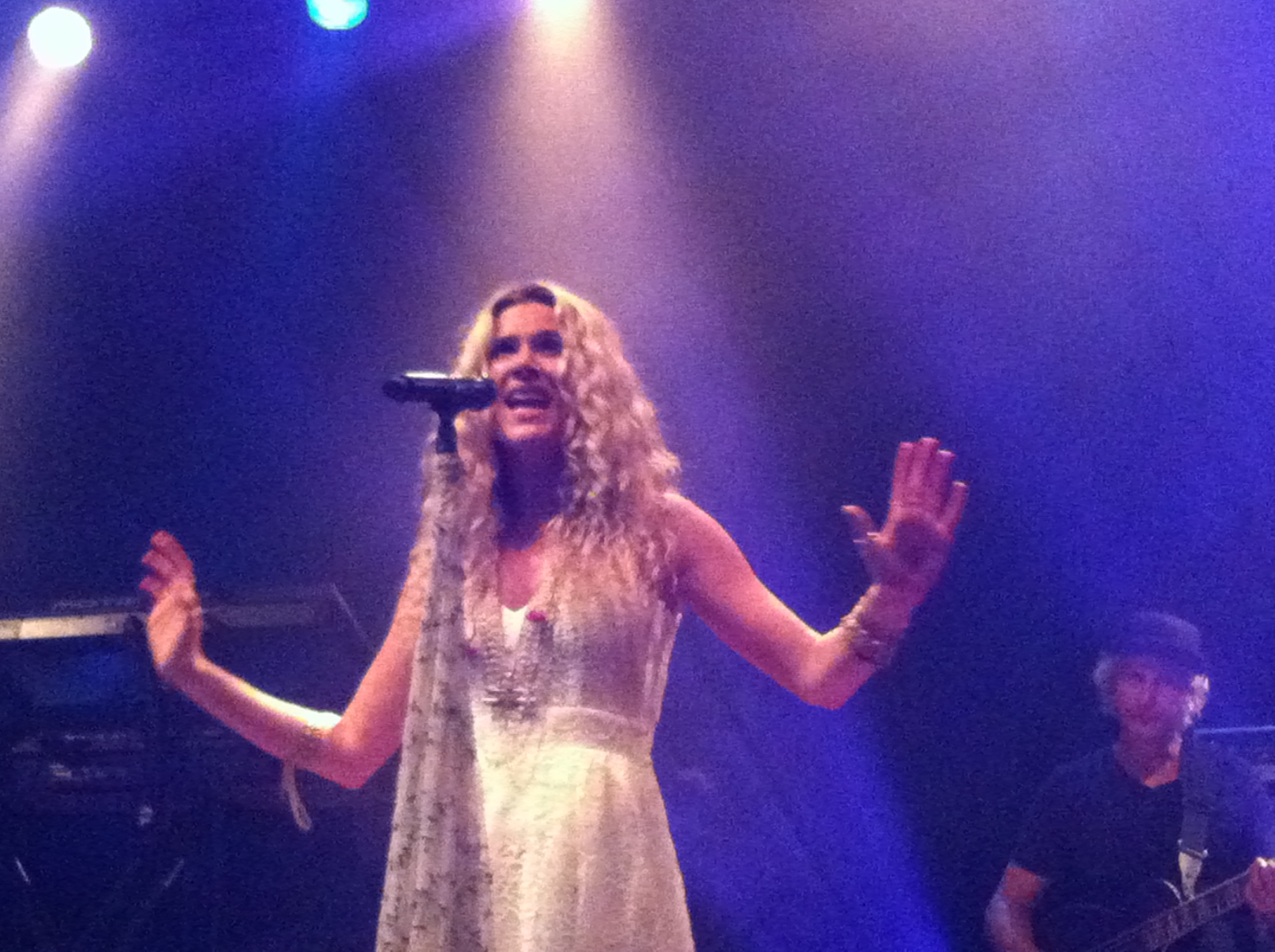 Super Duper Love and Soul with Joss Stone