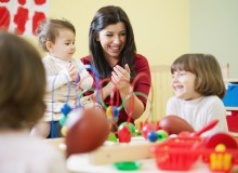 Kids can get more attention in smaller centres, says an expert (photo: iStock)