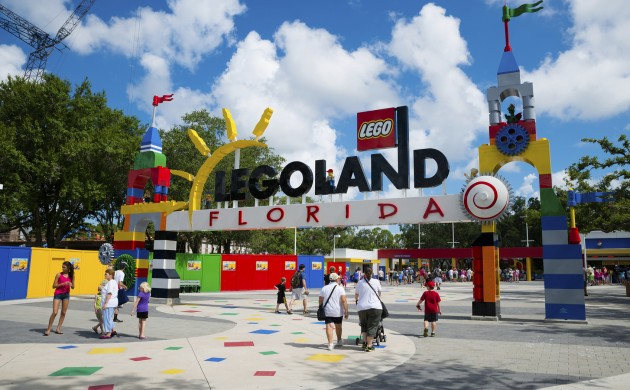 There are 6 Legoland parks around the world (photo: iStock)