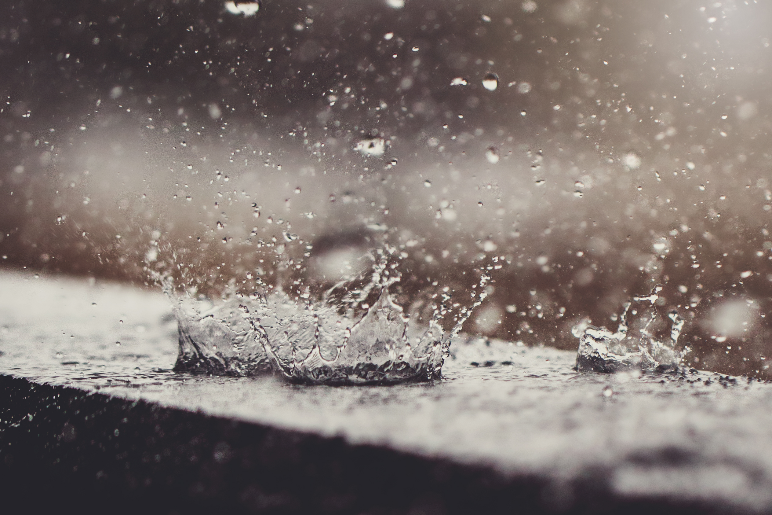 The risk of another heavy rain has passed for now (photo: iStock)