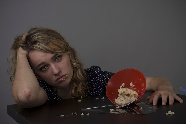 Too many Danish girls are struggling over their diets, says report (photo: Daniela Brown)