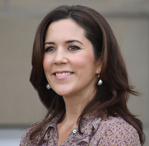 Even Princess Mary was tracked (photo: VisitDenmark)