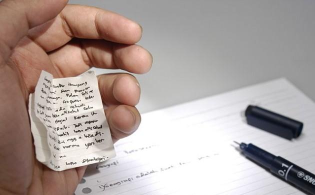 Датские учителя и политики задумались о том, как бороться со списыванием на школьных экзаменах