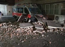 The devastation in central Italy is serious (photo: Twitter)
