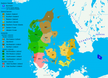 There are more dialects in Denmark than you think (photo: Statsbiblioteket.dk)