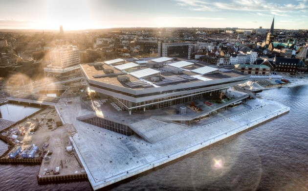 Новая библиотека Орхуса Dokk1 была признана лучшей в мире