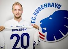 Nicolai Boilersen joins the Lions (photo: FCK)