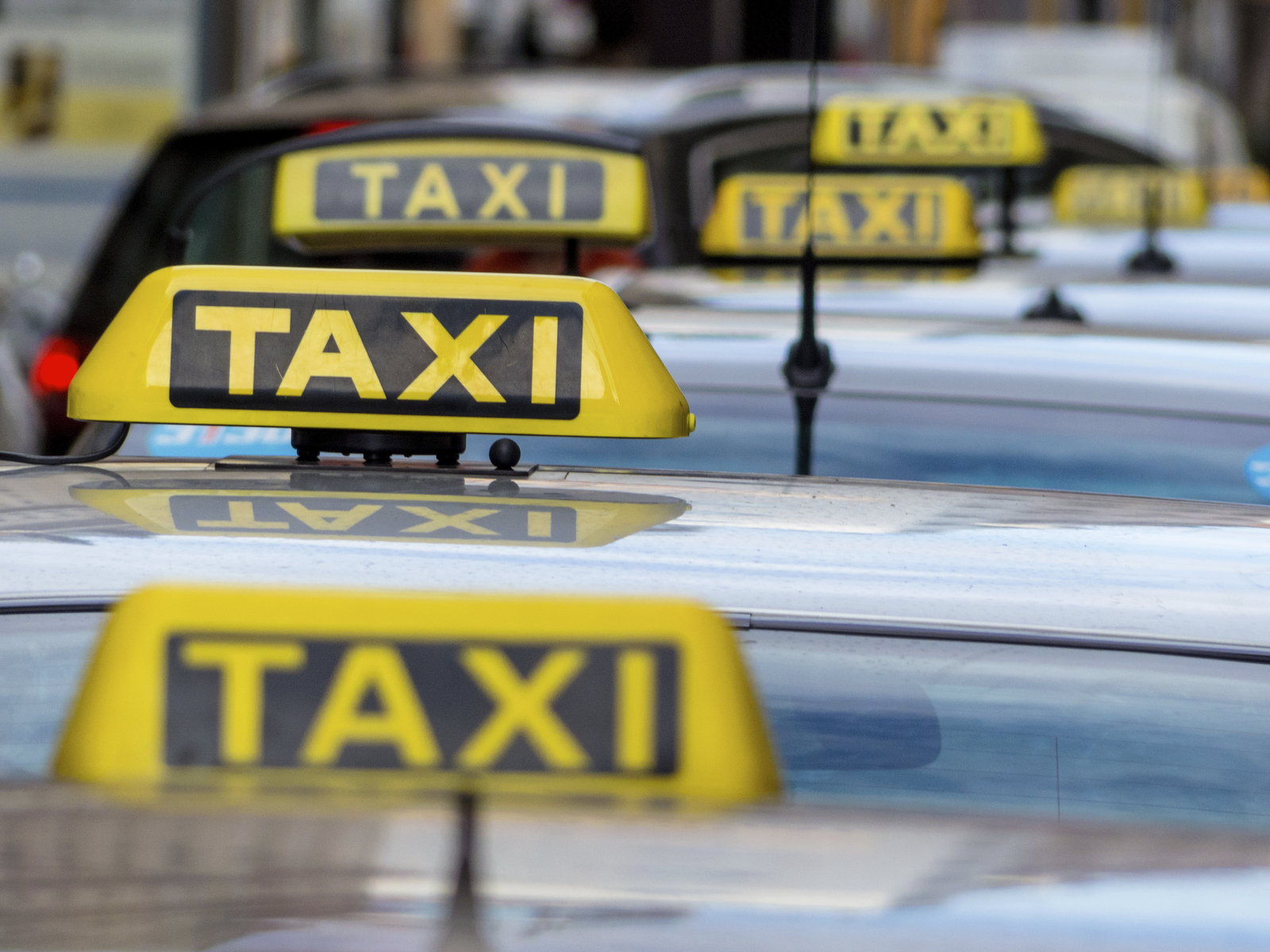 Taxi drivers in Copenhagen are losing customers big time (photo: iStock)