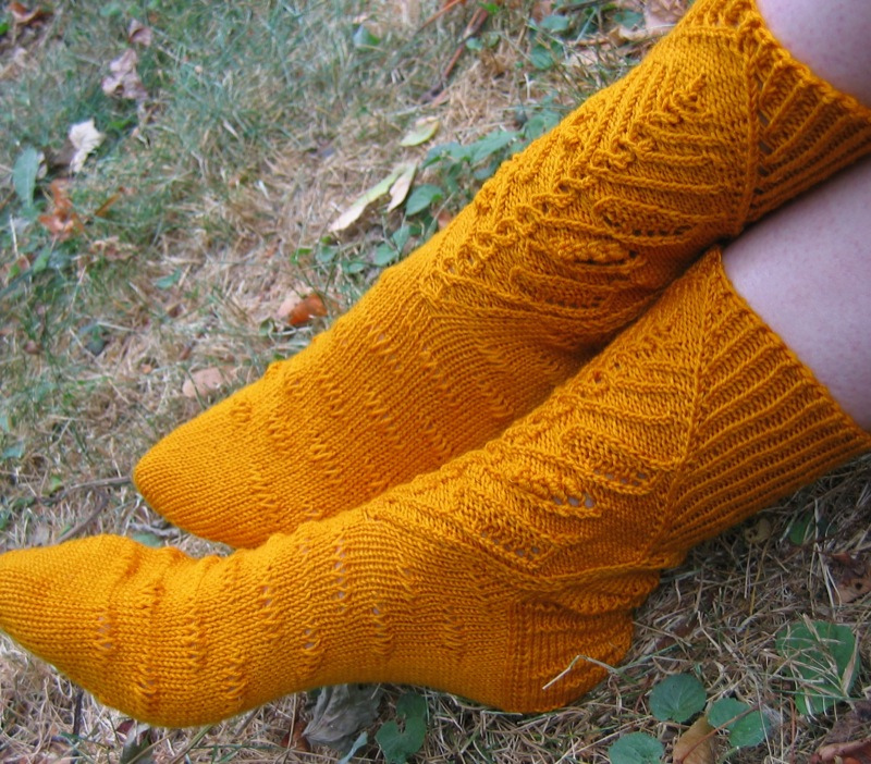 Orange socks are worn on European Depression Day in sign of awareness (Photo: Star athena)