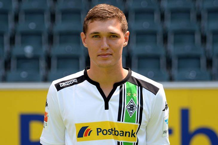 Christensen has been dubbed the new Agger ... hopefully a less injury-prone version (photo: Mönchengladbach)