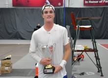 Mikael Torpegaard wins Challenger tourney in first attempt (photo: OSU)