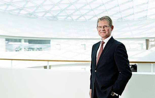 Lars Rebien Sørensen to step down as head of Novo Nordisk