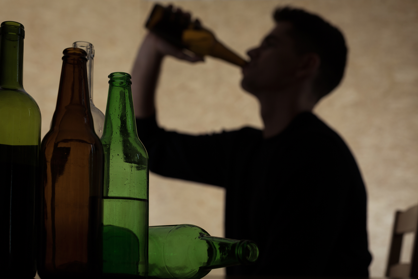 In the category for alcohol consumption, Denmark scored 39 out of 100 (photo: iStock)