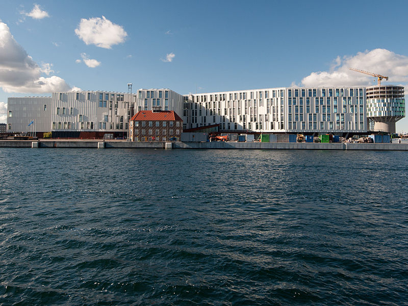 Copenhagen already has the UN City (photo: WPCOM/Heb)