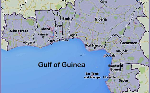 Правительство Дании решило заняться проблемой пиратства в Западной Африке