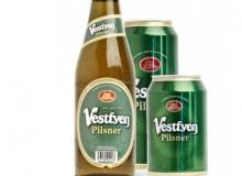 Say 'ni hao' to the Vestfyen Pilsner (photo: Bryggeriet Vestfyen)