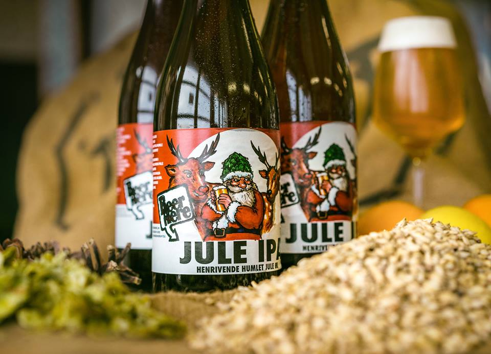 Thinking outside the Julebryg box (photo: BeerHere)