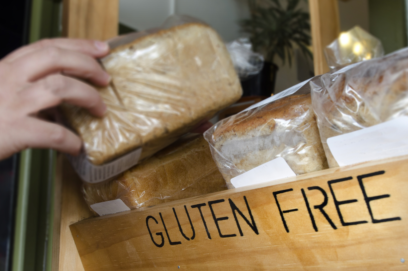 Coop supermarkets now sell about 200 different gluten-free products (photo: iStock)