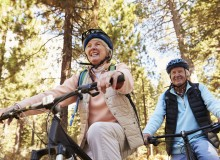 The Danes have on average more years of good health after retirement than most other EU citizens (photo: iStock)