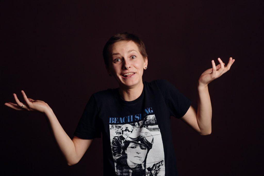 Erika Balint (photo: Mihai Dan Mustea)