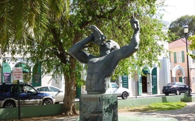 Власти Виргинских островов передали Дании скульптуры, чтобы напомнить о рабстве