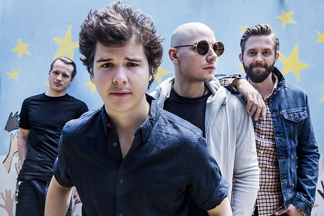 Lukas Graham have captivated the world with '7 Years' (photo: Warner Bros. Records)