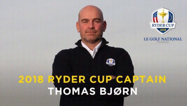 Just call him 'Skipper' (photo: Ryder Cup)
