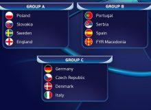 It'll be tough goings (photo: UEFA)