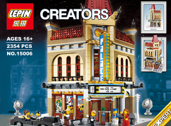 Lego knock-offs from China spreading to the European market – The Post