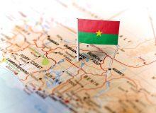 Burkina Faso needs support to further improve internal stability and democracy (photo: iStock)