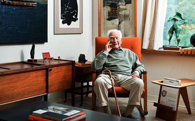 . Famous Danish furniture designer dies   The Post