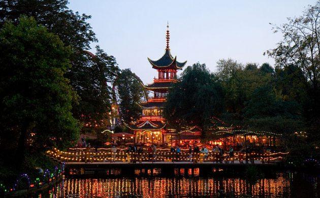 Известный тайский ресторан Kiin Kiin переедет в Японскую башню в Тиволи