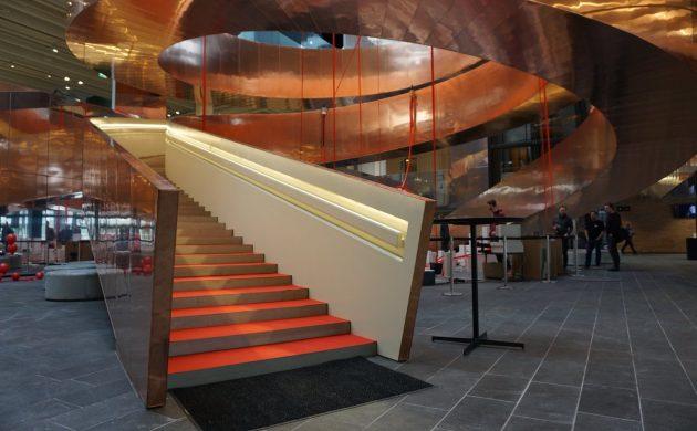 Вчера в Копенгагене открылся после реконструкции Экспериментариум