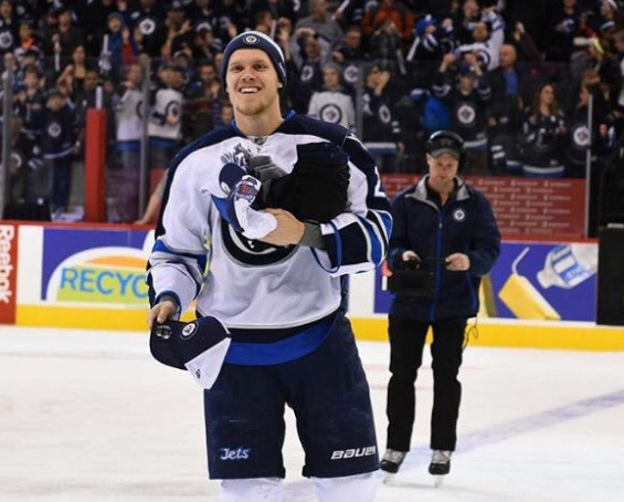 Ehlers gunning for the record (photo: Winnipeg Jets)