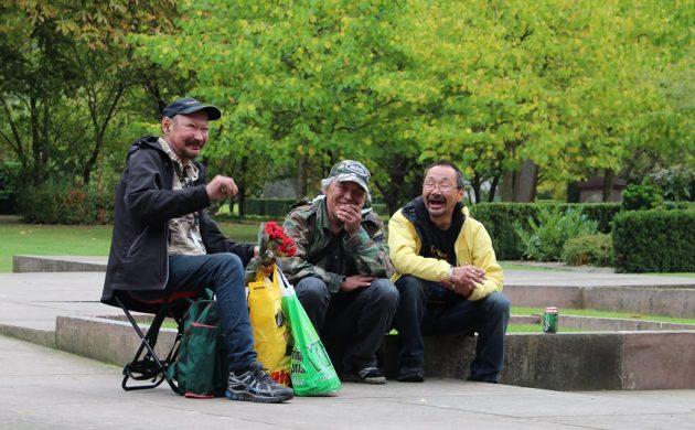Подавляющее большинство бездомных, ночующих на улицах Копенгагена, являются иностранцами