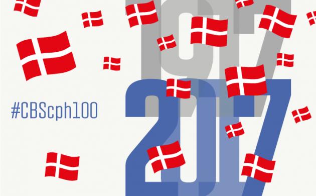 Копенгагенская бизнес-школа празднует 100-летний юбилей