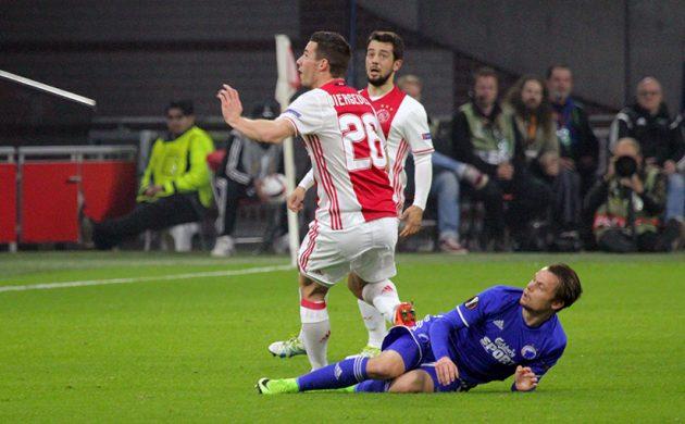 Manchester United Draw RSC Anderlecht in Europa League Quarterfinals