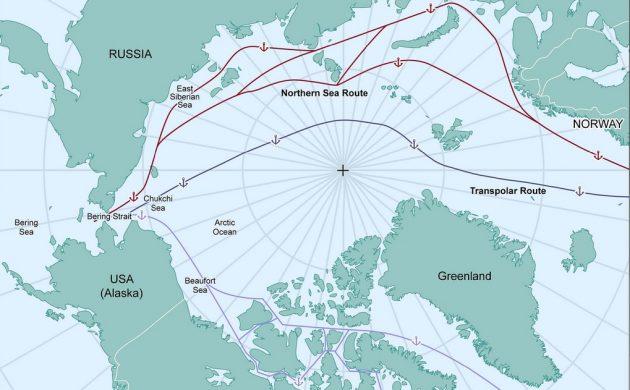 Denmark Offer Olive Branch To Russia Over Arctic Despite - Map ukraine over us