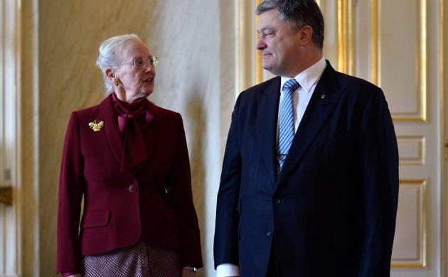 В ходе визита президента Украины в Данию обсуждались вопросы экспорта датских товаров