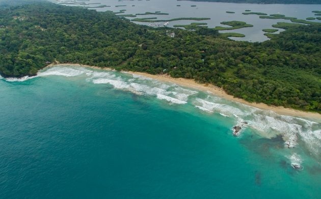 Danish Tourist Drowns At Red Frog Beach In Panama