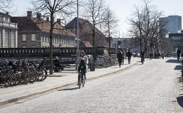 Сегодня в Копенгагене откроют реконструированную набережную Frederiksholm Kanal