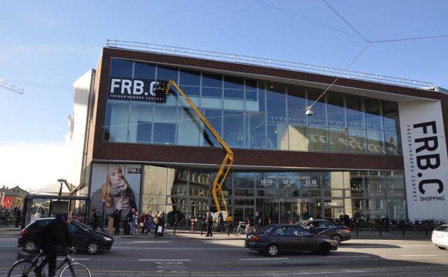frederiksberg centret job