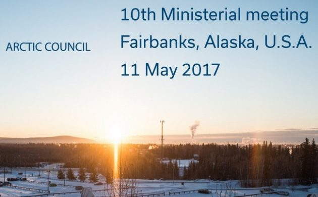 US Ends Arctic Council Chairmanship By Signing Treaty on Carbon Emissions