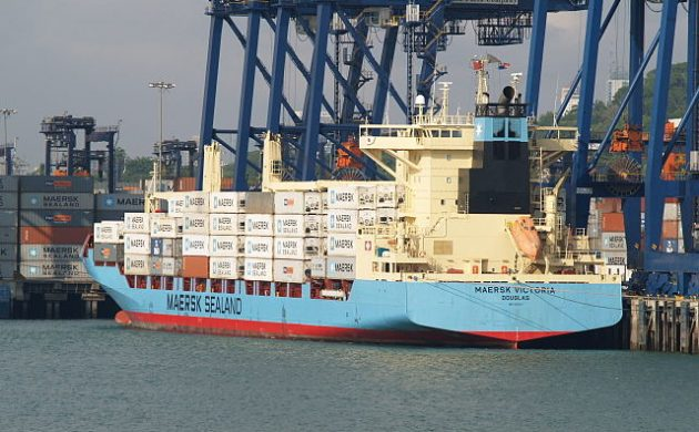 Maersk's Unwanted Oil Unit Feeds Profit as Rest of Business Sags