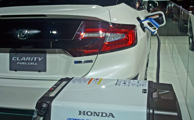 Car Giant Honda To Test Its New Hydrogen Cars Here
