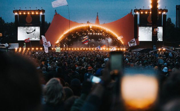 Roskilde Festival 2017 was rainy and rowdy
