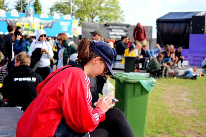 Roskilde 2017 was a cashless affair, which was good news for payment methods such as mobile pay