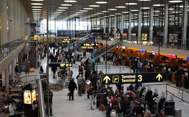Kastrup köpenhamn transport